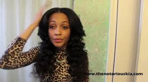 Body Hair Style styling & curling malaysian body wave desir hair youtube 4256 by wearticles.com