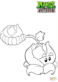 Plants Vs Zombies Coloring Pages 5508 Longlifefamilystudyorg