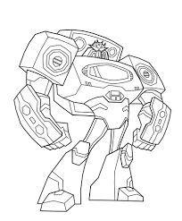 Small Picture Bumblebee Transformer Coloring Pages Printable Virtrencom