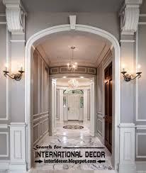 wall moulding designs ideas house affair