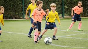 football coach Футбольный тренер Методика обучения технике  Методика обучения технике футбола детей в возрасте 6 9 лет