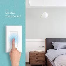 Meross Smart Wifi Wall Light Switch Meross Smart Wi Fi Wireless Wall Light Switch For Alexa