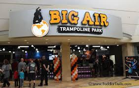 Big Air Trampoline Park Buena Park Is Now Open
