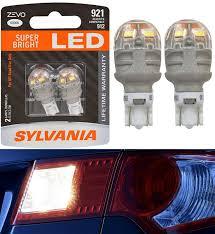 Sylvania Reverse Lights Back Up Light Bulb Sedan Sylvania 921led Bp2