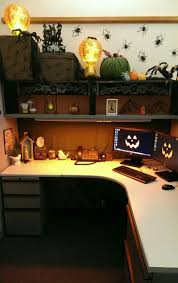 halloween office decoration. Halloween Cubicle Decor More Office Decoration .