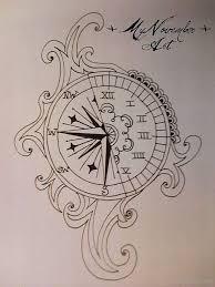 Beautiful Clock Designs Beautiful Clock Tattoo Design Tattoo Designs Tattoo Pictures