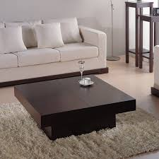 dark brown coffee table. Collection In Dark Brown Coffee Table With Nile Square Oak Tables At Hayneedle M