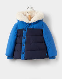 padded fleece lined coat