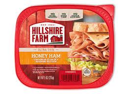ultra thin sliced honey ham lunchmeat
