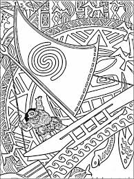 Small Picture 82 best vaiana images on Pinterest Abs Coloring sheets and