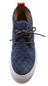 Del Toro Quilted Suede Alto Chukka Boots   EAST DANE Use Code ... & Del Toro Quilted Suede Alto Chukka Boots   EAST DANE Use Code EDNC18 for  15% Off Adamdwight.com