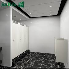 China Jialifu Laminated Commercial Bathroom Partition For Hotel Fascinating Commercial Bathroom Partitions Property