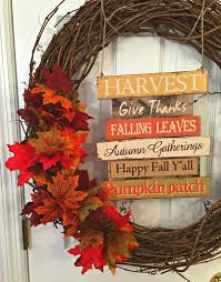 Fall Wreath Quick And Easy Diy Fall Wreath Celebrate Decorate