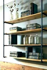 lack shelf installation wall shelves floating hanging st installing with standards and brac