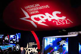 ball: CPAC celebrates the coup ...