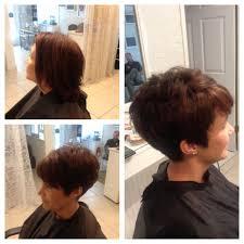 Cute Short Hair Make Overperfect Cut For Thick Coarse Hair