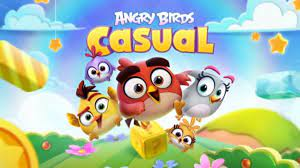 Mobile puzzler Angry Birds Casual soft launches