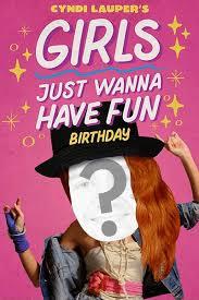 view s just wanna have fun birthday ecard