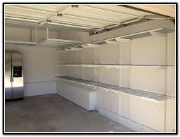 wall mounted wire shelving. Wall Mounted Garage Shelves Heavy Duty Shelving Hi-Res Wire A