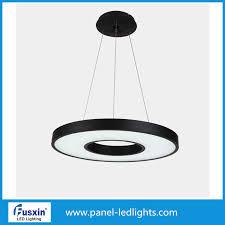 pendant lighting images. 70W Panel LED Lights , Minimalism Round Matte Metal Led Pendant Lighting Images