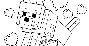 Minecraft Logo Coloring Pages Colour Code Book Tester Coloring Books