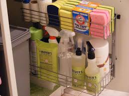 kitchen organization wire shelving under sink unit from ikea s rationell line mini manor