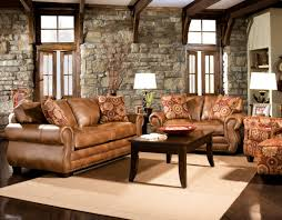 rustic leather living room sets. Easy Brown Leather Living Room Set Homey Ideas More Image Rustic Sets