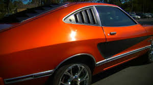 1975 Ford Mustang ii - YouTube