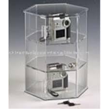 Acrylic Showcase Display Stand 3 Tier