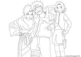 Coloring Pages Sheets Vs Naruto Of And Sasuke Klubfogyas