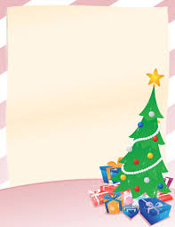 Christmas Announcement Vector Illustration Of An Announcement Or