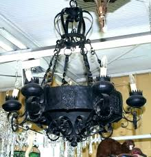 spanish style chandelier medium size of chandeliers in iron inside exquisite outdoor large