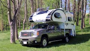 10 Awesome Cirrus Truck Camper Options | nucamp RV