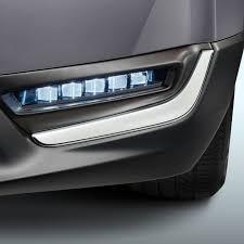 2017 Honda Crv Fog Lights Chrome Stainless Steel Front Fog Light Lower Cover Trim