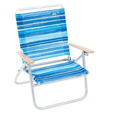 rio brands aluminum folding beach chair