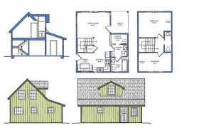 Bedroom House Floor Plan   Small House Plans With Loft        Bedroom House Floor Plan   Small House Plans With Loft