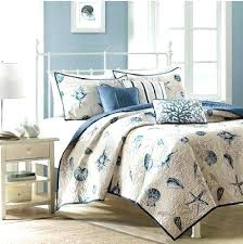 Coastal Living Quilt Bedding Duke Imports Inc Beach Dreams Quilt ... & ... Beach Themed Duvet Covers Nz Seashell And Starfish Beach House Nautical  Quilt Set 17 Best Images Coastal Collection ... Adamdwight.com
