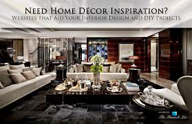 need home d cor inspiration websites that aid your interior