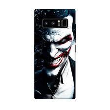 Designer Note 8 Case Mangomask Samsung Galaxy Note 8 Mobile Phone Case Back Cover Custom Printed Designer Series Red Eye Joker
