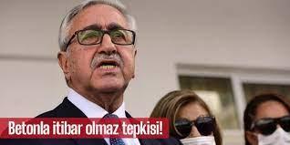 KKTC'nin eski cumhurbaşkanından Cumhurbaşkanı Erdoğan'a gecekondu tepkisi!