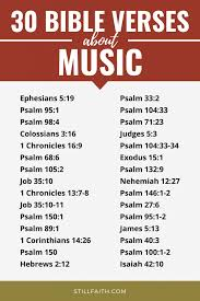 While many of them were used to praise god and celebrate, others were used as signalling devices in battles. 243 Bible Verses About Music Kjv Stillfaith