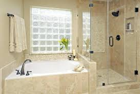 glass block exterior window in shower windows prefabricated vinyl frame bathroom traditional with mounted