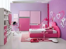 Pink Bedroom Decorations Nobby Design Pink Bed For Girl Home Designing