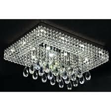 beautiful chandelier flush mount trough chandelier flush mount