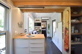 tiny house interior. SHED Tiny House Interior « Inhabitat \u2013 Green Design, Innovation, Architecture, Building