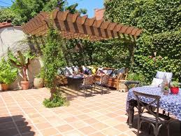 spanish style backyard re do