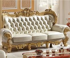 italian leather sofa set. Perfect Set Carved Solid Wood And Italian Leather Sofa Sets 9808 For Leather Sofa Set N