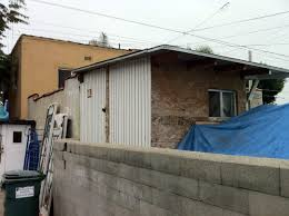 garage to office conversion. Unpermitted Garage Conversion With Added Living Space In Unincorporated South Central Los Angeles To Office .