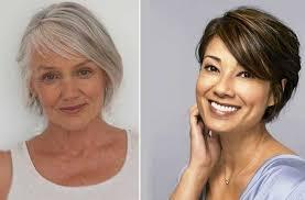 Najlepšie účesy Pre ženy S Okrúhlou Tvárou Po 40 Tke Prirodzené A