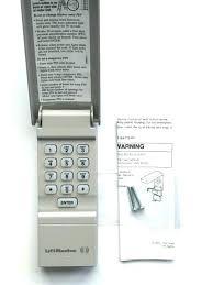 chamberlain garage door opener codes change keypad code garage door opener keypad sears craftsman entry remote